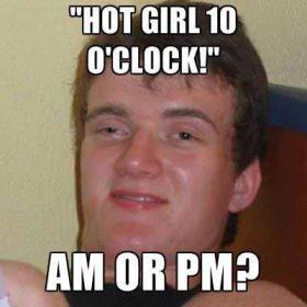 Am or Pm?!