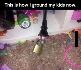 You're grounded