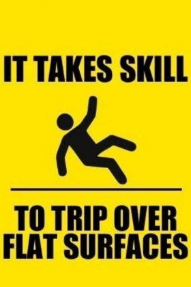 Lots of skills
