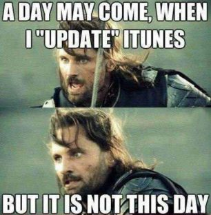 A day may come…