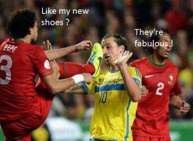 New shoes dude fabiolus