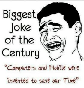 Biggest joke…