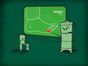 Target of furniture!