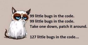 Life as a programmer.