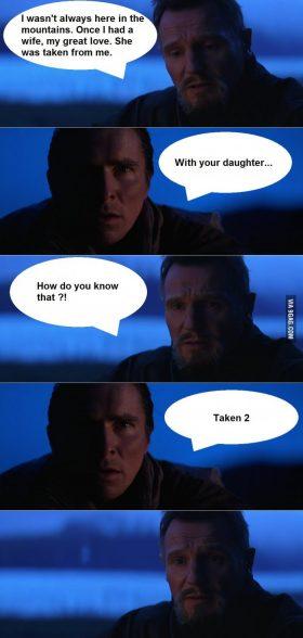 Bruce Wayne – Ra's al Ghul