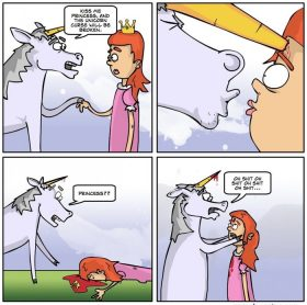 The Unicorn Curse