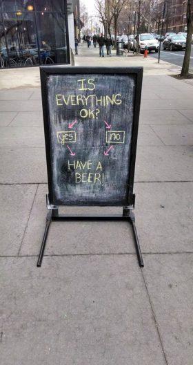 This restaurant understands me