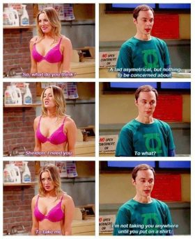 Typical Sheldon