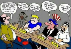 The truth about food shortage
