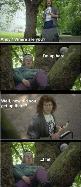Little Britain, what a show!