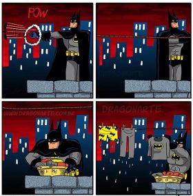 Bat-wash..!