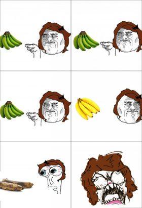 Banana rage