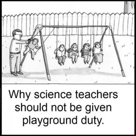 Science Teachers…
