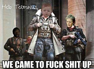Terminus's Reckoning