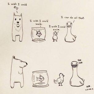 Damn it duck!