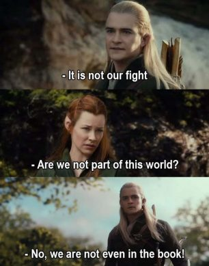 Legolas the truth master