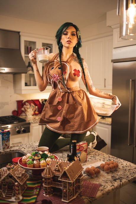 The gingerbread girl. (Vera Bambi)