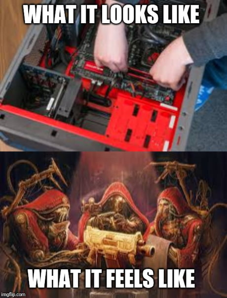 Warhammer memes anyone?