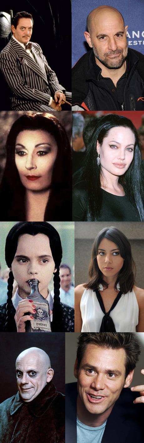 Netflix announcement: Tim Burtons The Addams Family 2022